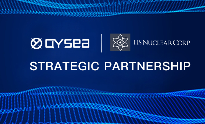 US Nuclear & QYSEA Technology to Open New World of Underwater Exploration